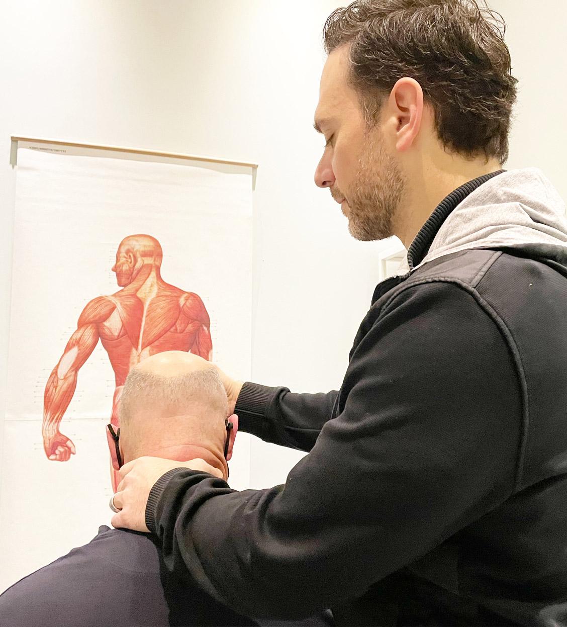 Chiropractic Procedure