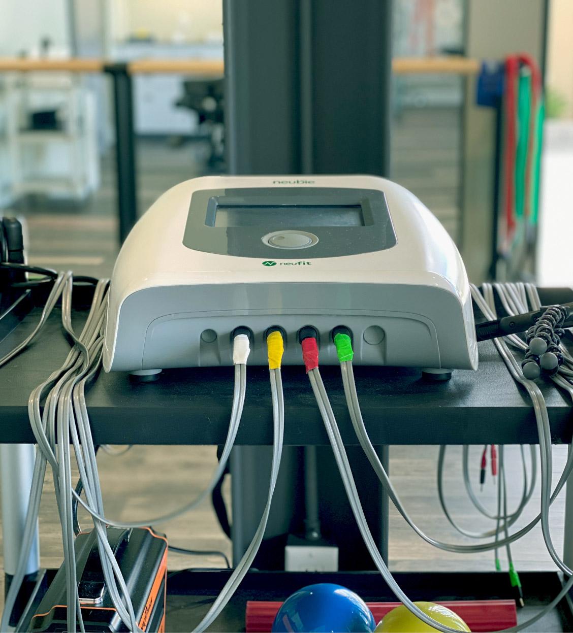 Neubie Therapy machine